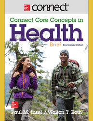 Connect Online Access for Core Concepts in Health Brief