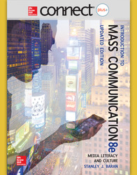 Connect Online Access for Introduction to Mass Communication Update Edition