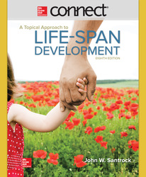 Connect Online Access for A Topical Approach to Lifespan Development