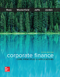 Corporate Finance: Core Principles and Applications