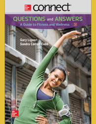 Connect Online Access for Questions and Answers: A Guide to Fitness and Wellness