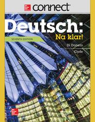 Connect Online Access for Deutsch: Na klar!