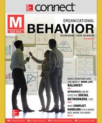 Connect 1 Semester Online Access for M: Organizational Behavior