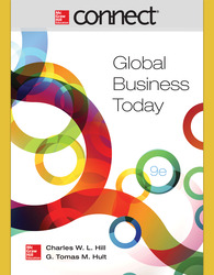 Connect 1-Semester Online Access for Global Business Today