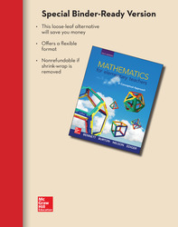 Loose Leaf for Mathematics for Elementary Teachers: A Conceptual Approach