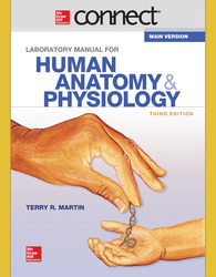 Connect 2 Semester Online Access for Laboratory Manual for Human Anatomy & Physiology