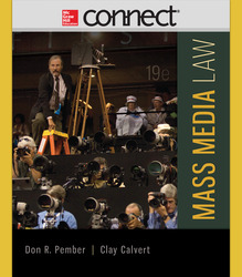 Connect Online Access for Mass Media Law