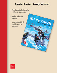 Loose-Leaf for Supervision: Concepts & Skill-Building