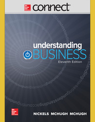 Connect 1 Semester Online Access for Understanding Business