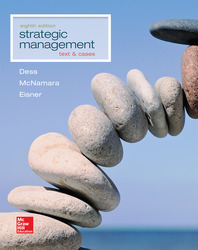 Loose-Leaf Strategic Management: Text and Cases