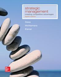 Loose-Leaf Strategic Management: Creating Competitive Advantages