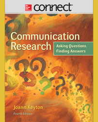 Connect Online Access for Communication Research: Asking Questions