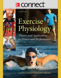 Connect Online Access for Exercise Physiology