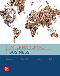 Loose-Leaf for International Business