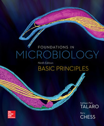 Combo: Foundations in Microbiology, Basic Principles with Connect Access Card