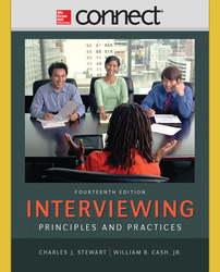 Connect Online Access for Interviewing