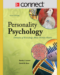 Connect Online Access for Personality Psychology: Domains of Knowledge About Human Nature