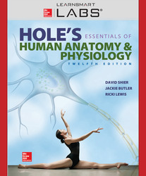 Connect and LearnSmart Labs Online Access for Hole's Essentials of Human Anatomy & Physiology