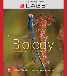 Connect and LearnSmart Labs Online Access for Essentials of Biology
