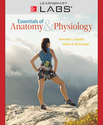 Connect and LearnSmart Labs Online Access for Essentials of Anatomy & Physiology