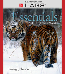 Connect and LearnSmart Labs Online Access for Essentials of The Living World
