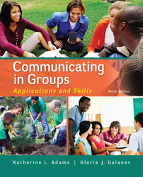 Looseleaf for Communicating in Groups: Applications and Skills