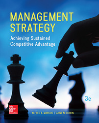 Management Strategy: Achieving Sustained Competitive Advantage