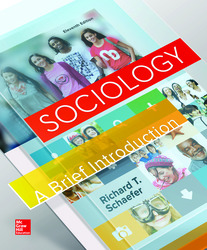 Sociology: A Brief Introduction Loose Leaf Edition with Taking Sides: Clashing Views on Social Issues