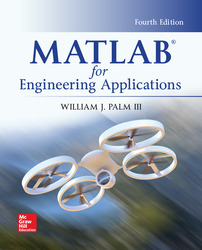 MATLAB for Engineering Applications