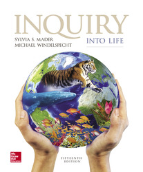 Inquiry into life inquiry into life15th edition by sylvia mader fandeluxe Choice Image