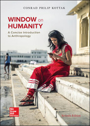Window on Humanity: A Concise Introduction to General Anthropology 7th Edition