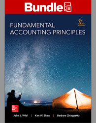 Loose Leaf for Fundamentals of Accounting Principles and Connect Access Card