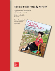 Cultural Anthropology Loose Leaf Edition with Connect Access Card