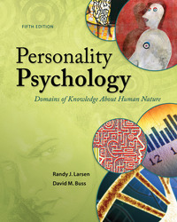 Personality Psychology with Connect Access Card
