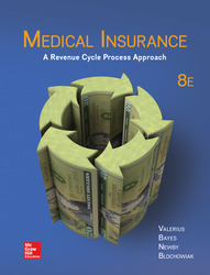Medical Insurance: A Revenue Cycle Process Approach 8th Edition