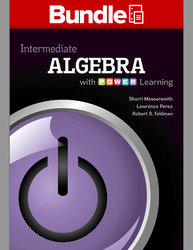Loose Leaf Intermediate Algebra with P.O.W.E.R., with ALEKS 360 52 Weeks Access Card