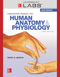 Connect with LearnSmart Labs Online Access for Lab Manual for Human Anatomy & Physiology
