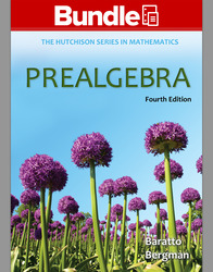 Loose Leaf Prealgebra with ALEKS 360 52 Weeks