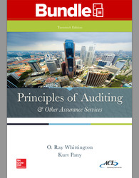Loose-Leaf for Principles of Auditing & Other Assurance Services with Connect