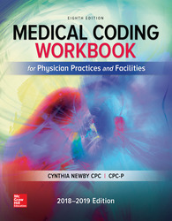 Medical Coding Workbook for Physician Practices and Facilities 8th Edition