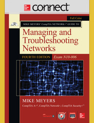 Connect Online Access for Mike Meyers CompTIA Network+ Guide to Managing and Troubleshooting Networks