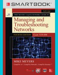 SmartBook Online Access for Mike Meyers CompTIA Network+ Guide to Managing and Troubleshooting Networks