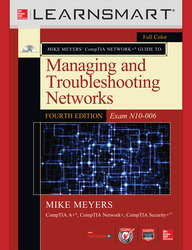 LearnSmart Standalone Online Access for Mike Meyers CompTIA Network+ Guide to Managing and Troubleshooting Networks