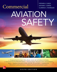 Commercial Aviation Safety, Sixth Edition