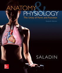 Anatomy and Physiology:  The Unity of Form and Function with Connect Access Card