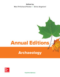 Annual Editions: Archaeology, 12/e