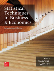 Statistical Techniques in Business and Economics