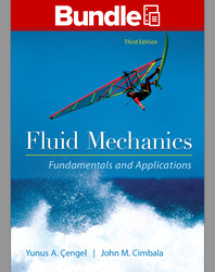 Package: Loose Leaf for Fluid Mechanics Fundamentals and Applications with 1 Semester Connect Access Card