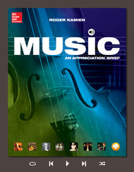 Music: An Appreciation with Connect Access Card