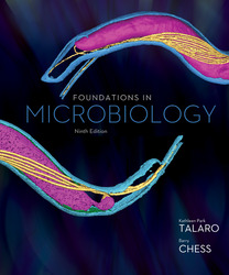 Combo: Foundations in Microbiology w/ Connect Access Card